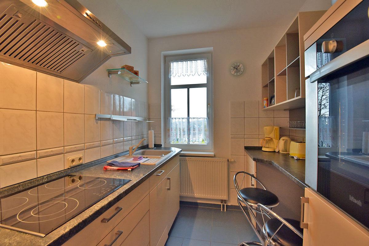 Ferienwohnung 3 (Küche)