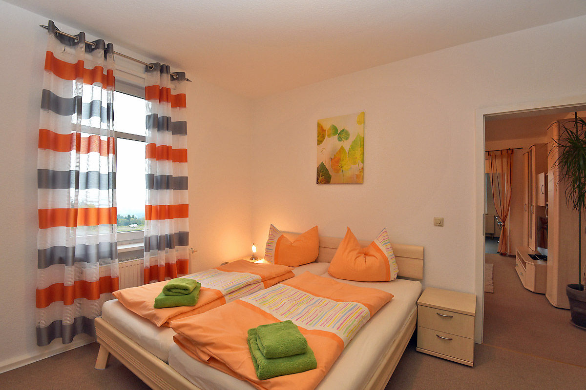 Ferienwohnung 3 (Schlafzimmer)