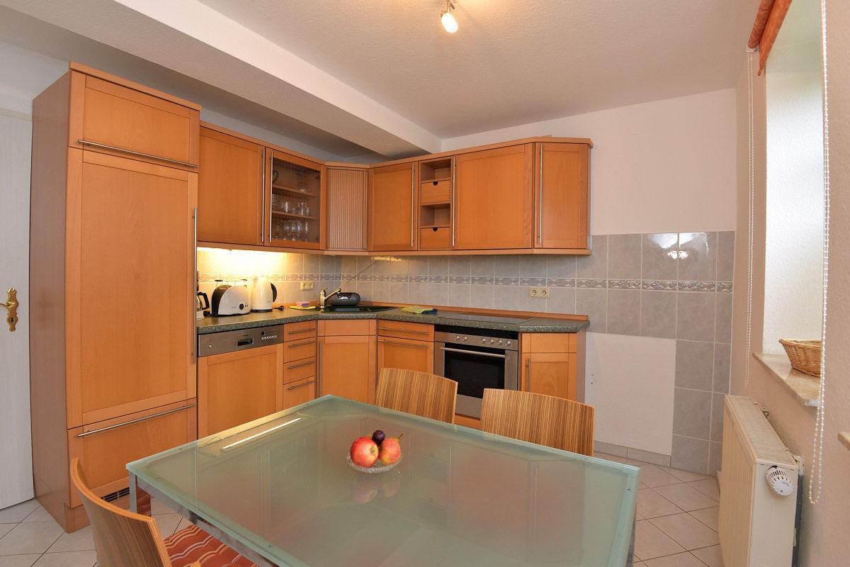 Ferienwohnung 4 (Küche)