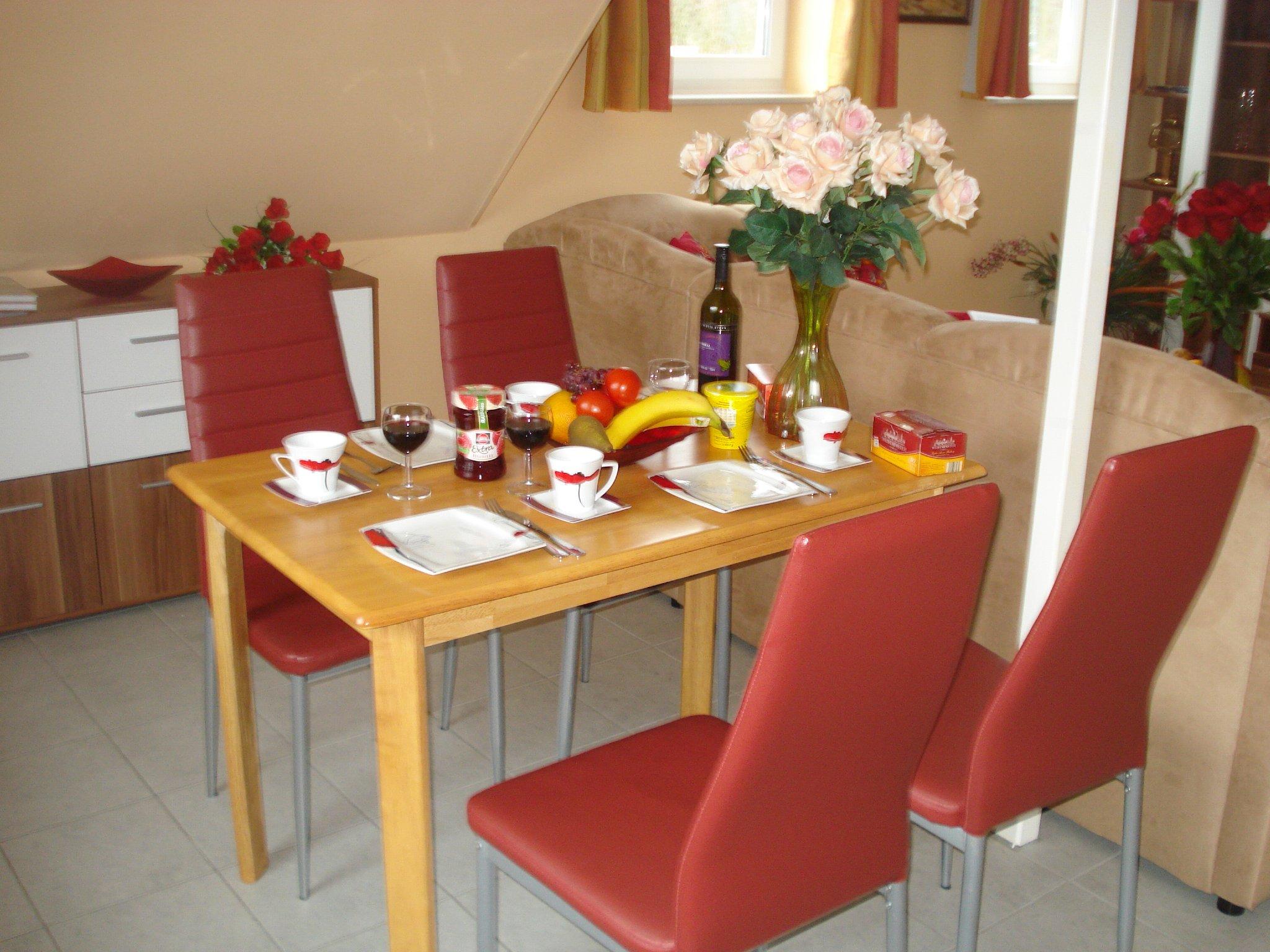 Grosser Ess-Tisch