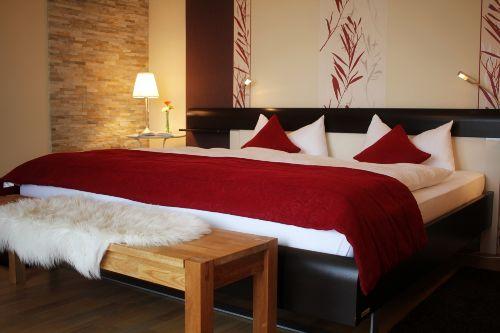Elternschlafzimmer, Bett: 200x200