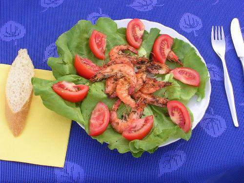 oder Meeresfrüchtepaella, selbst gemacht