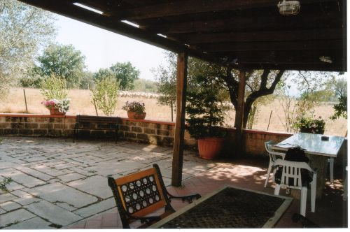 Terrasse / Veranda