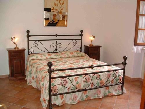 Schlafzimmer Vulci