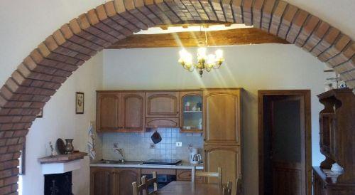 Küche Saturnia