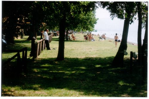 Strandbad LAGO BOLSENA (18 km)