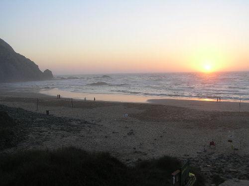 Sonnenuntergang Strand Castelejo