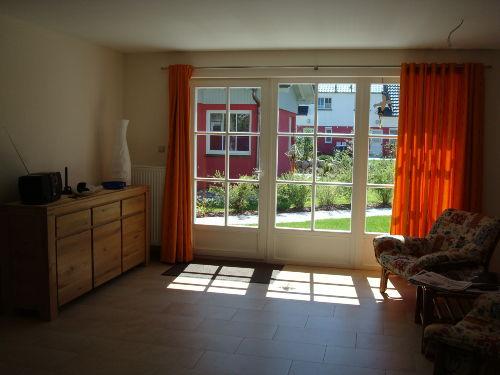 Erdgeschoss - Blick aus dem Wohnbereich