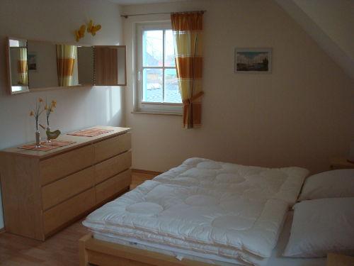 Obergeschoss Doppelbettzimmer
