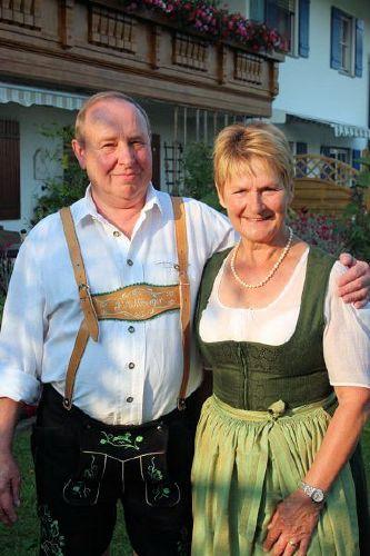 Hans u Annelies Gassner - Ihre Gastgeber