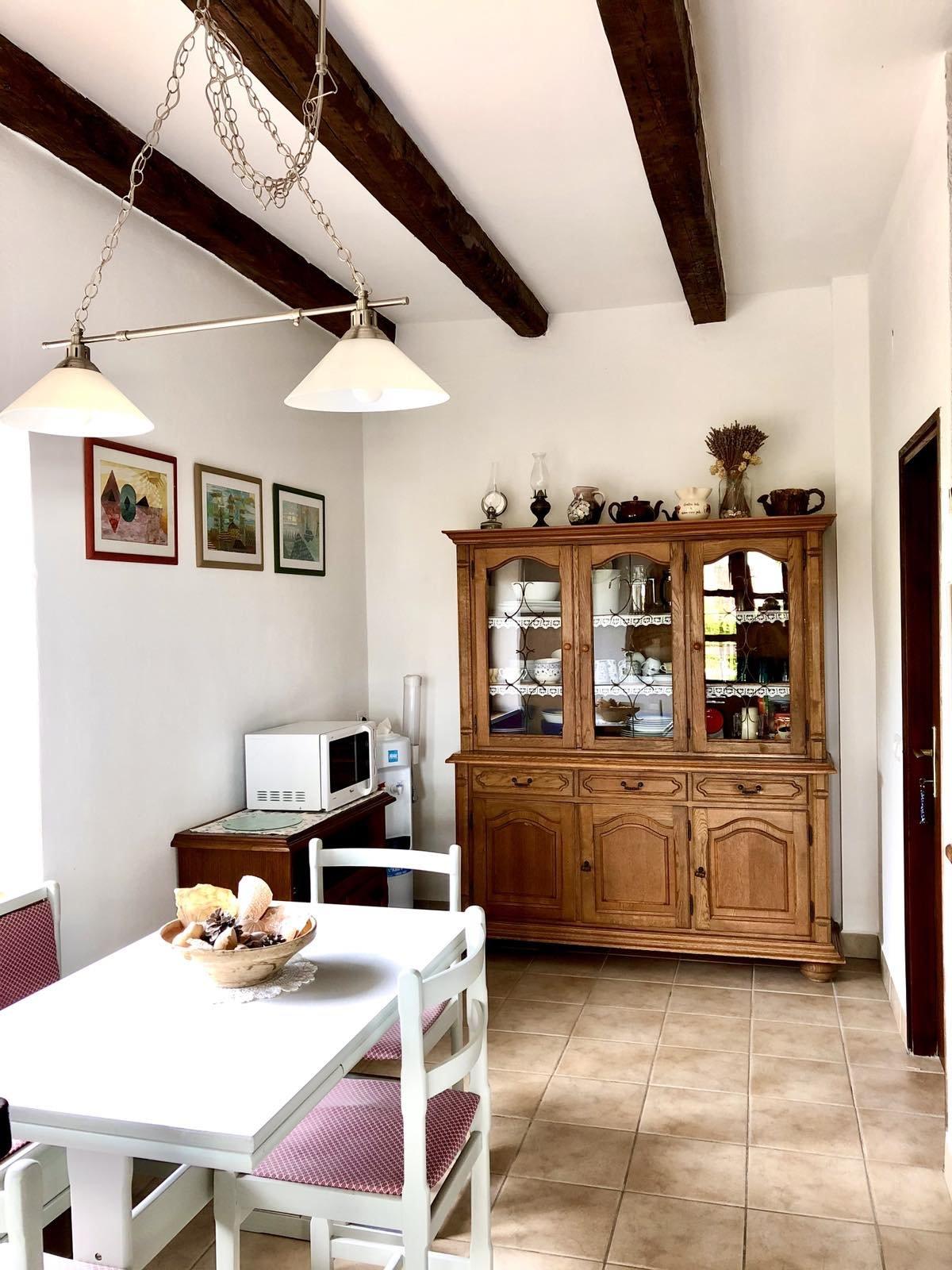 Wohnung MariLavanda, Kueche