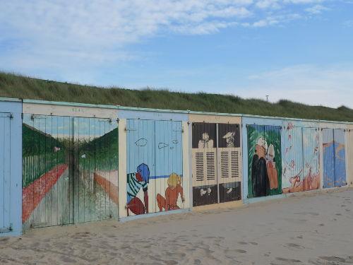artistik am Strand (Domburg)