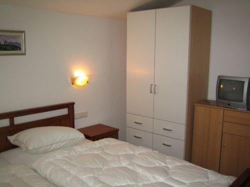 Hauptschlafzimmer in jede Wohnung
