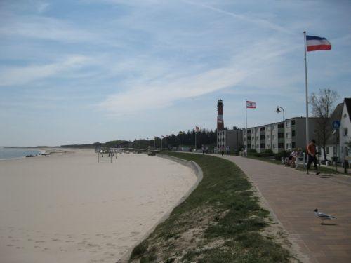 Blick von der Promenade auf die Residenz