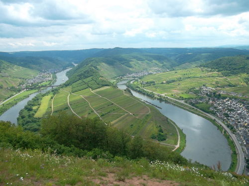 Die schöne Mosel - Cochem, Bernkastel