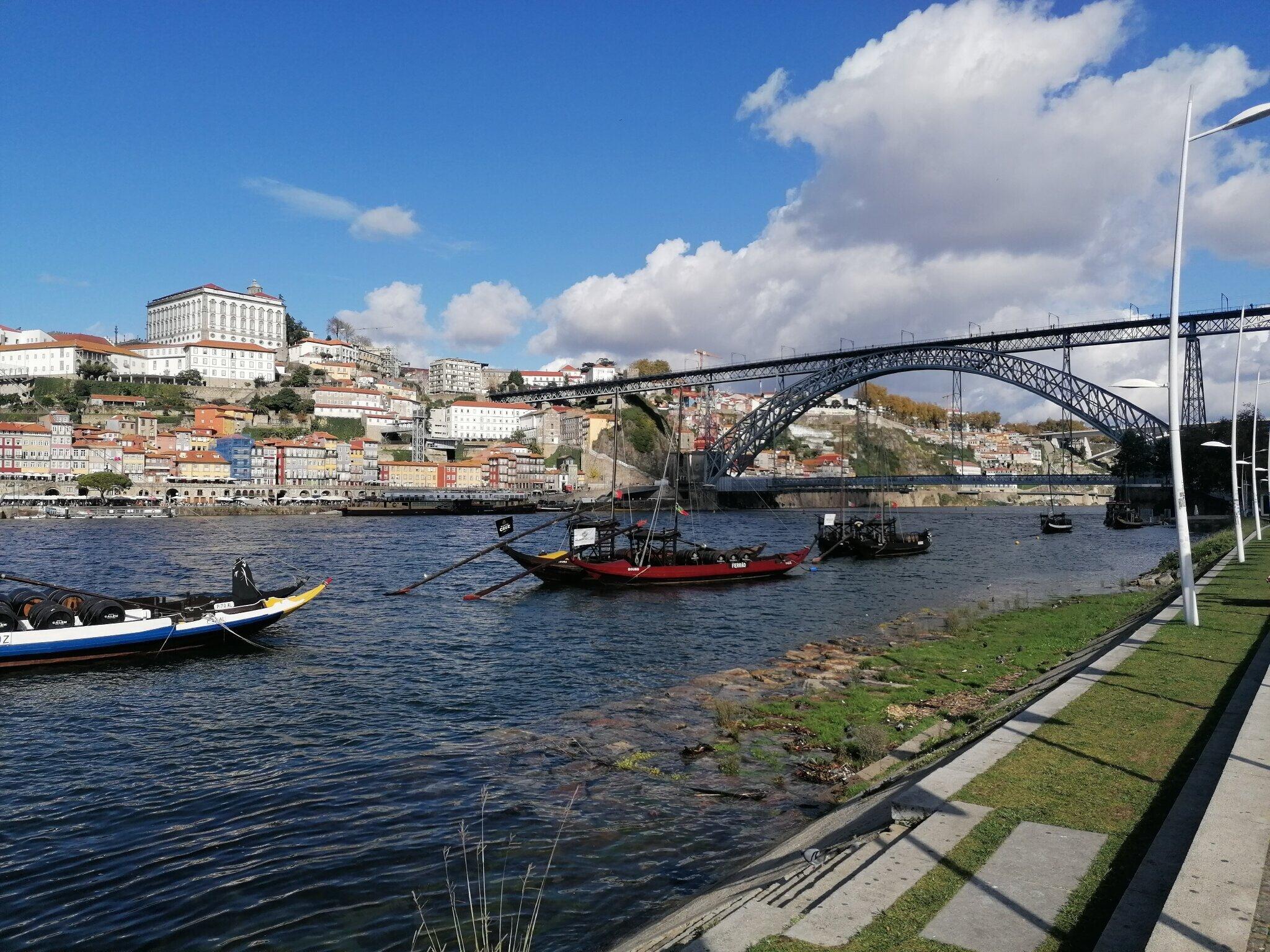 Porto, die Metropole im Norden
