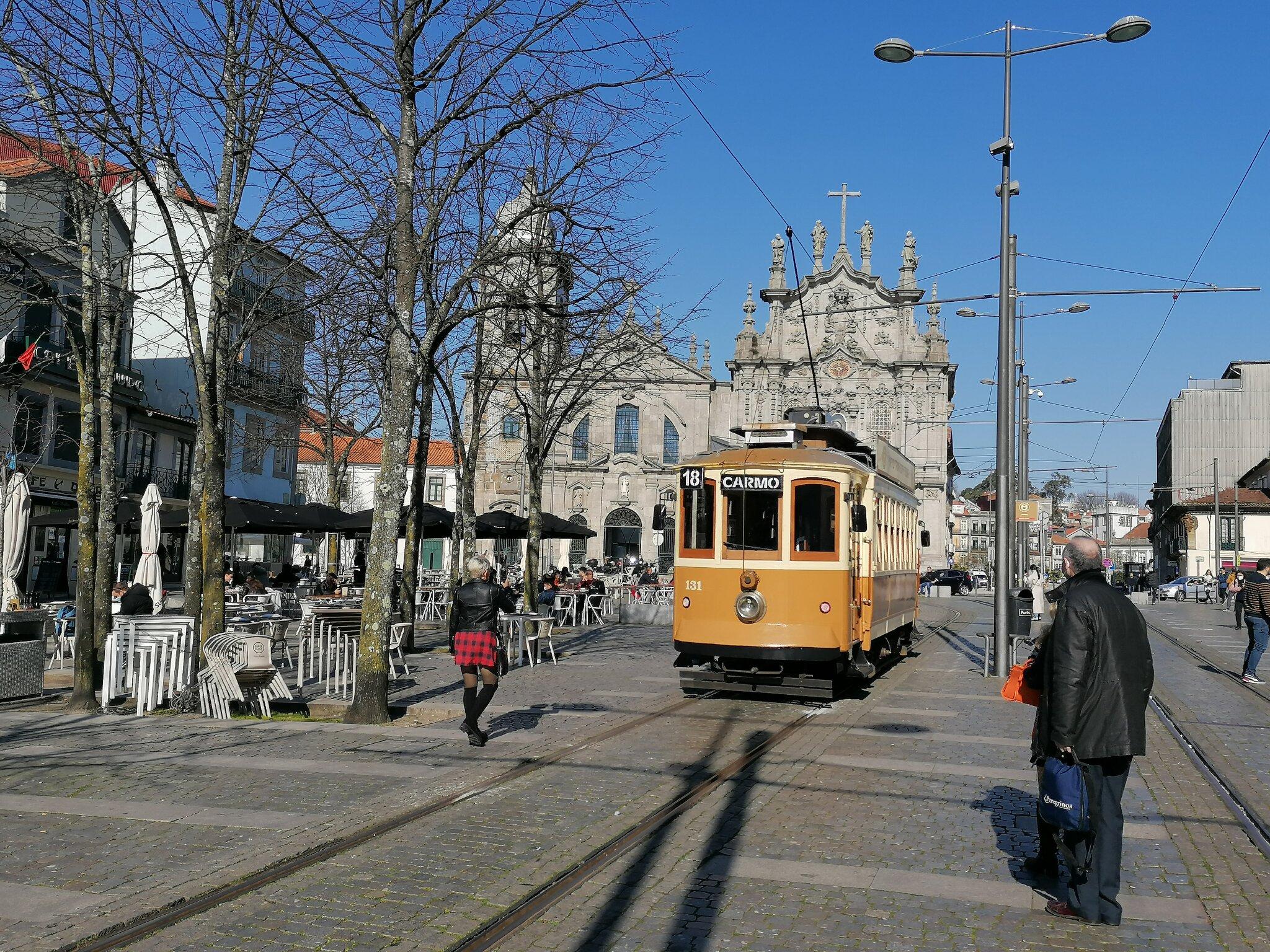 Porto und der Douro-Fluß