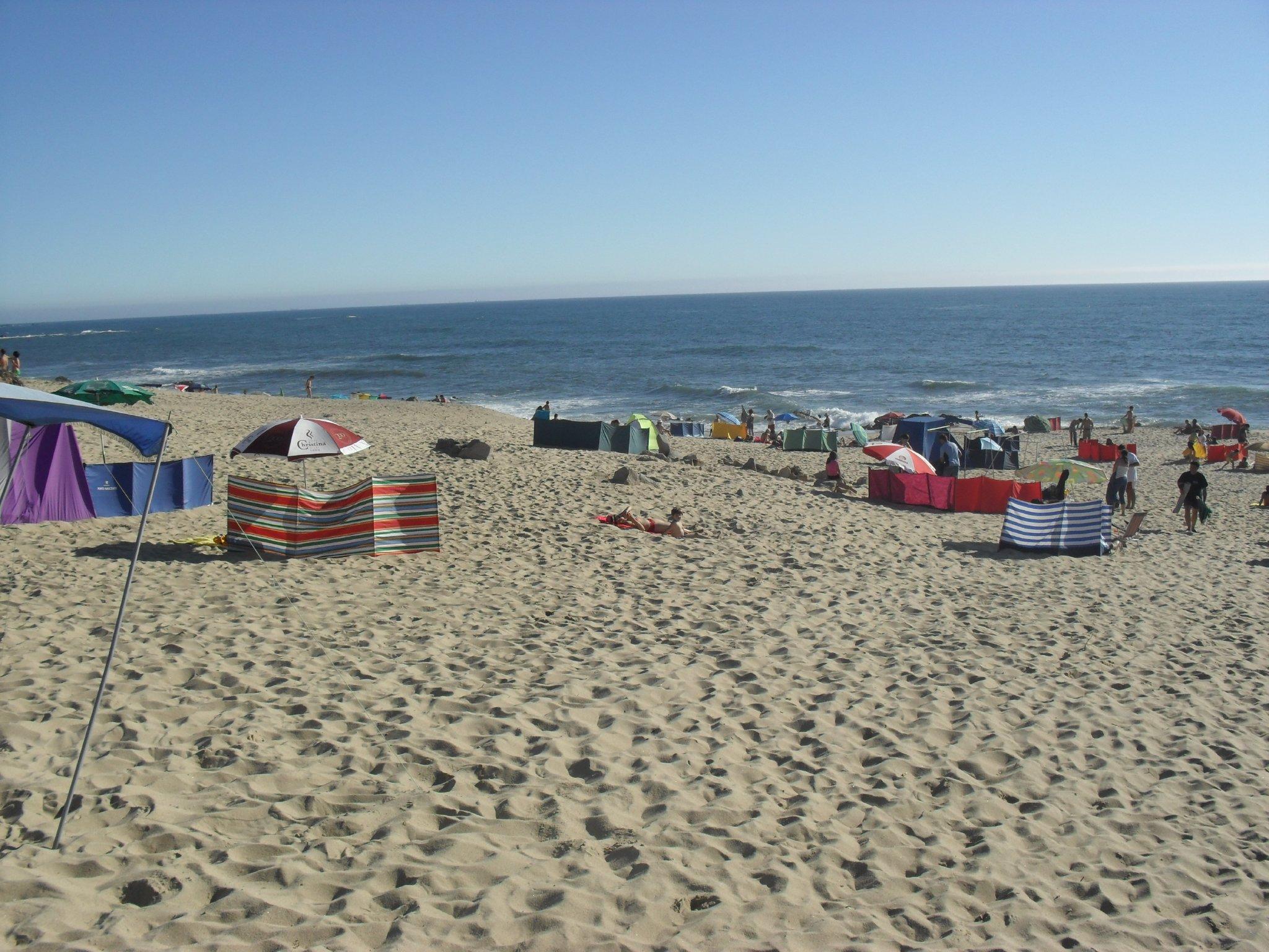 Strand in Labruge