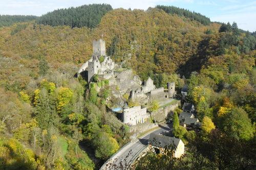 Burgen zu Manderscheid