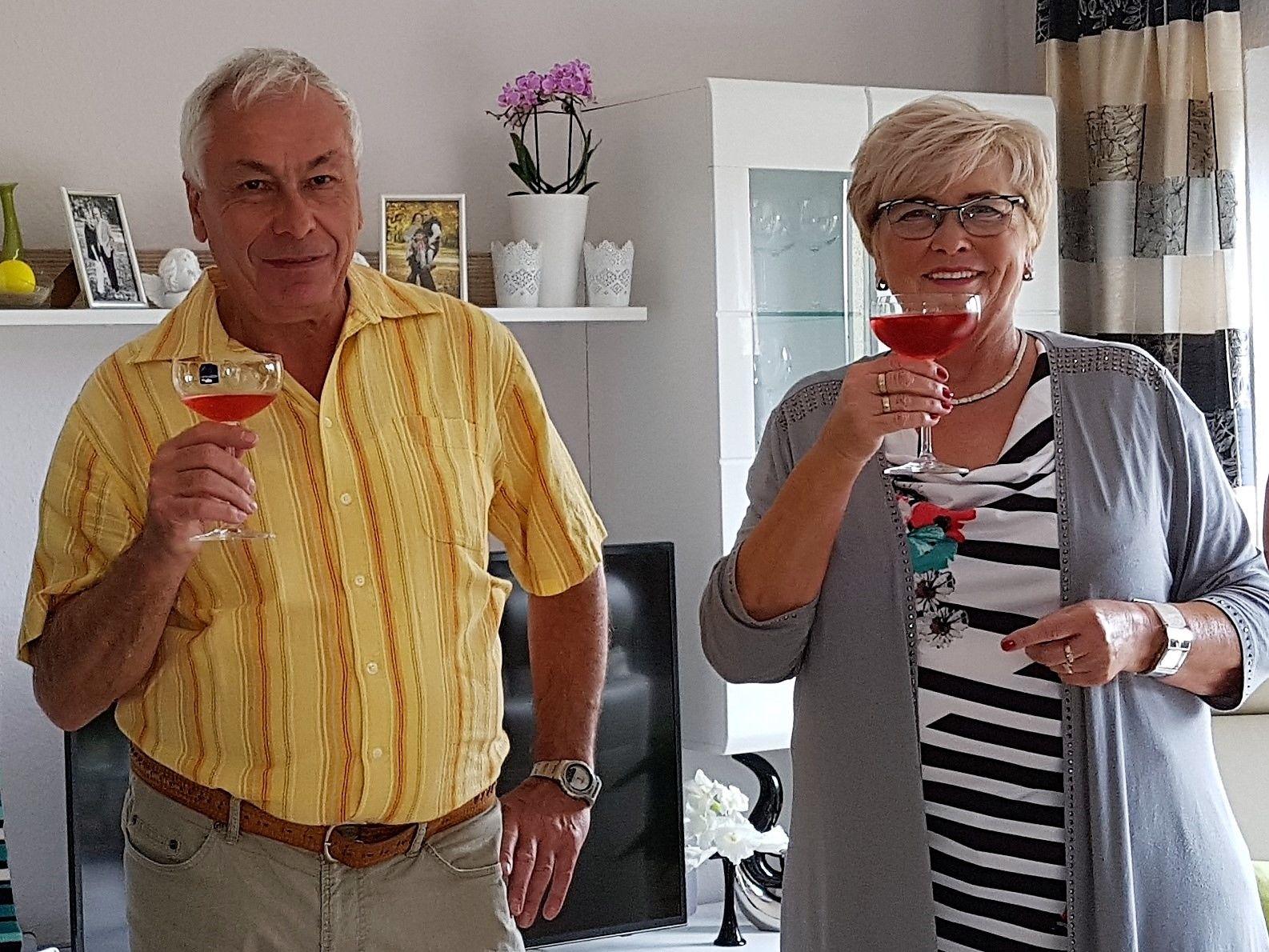 Ute und Rolf Großmann