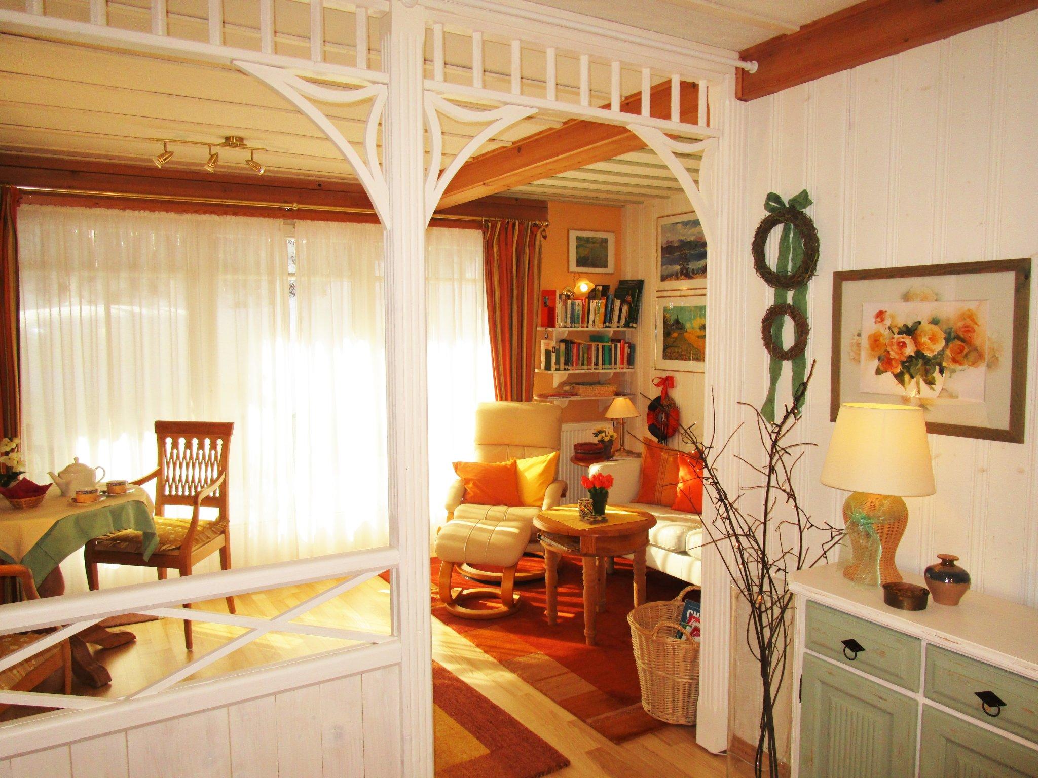 Wohnung A, Sitzecke
