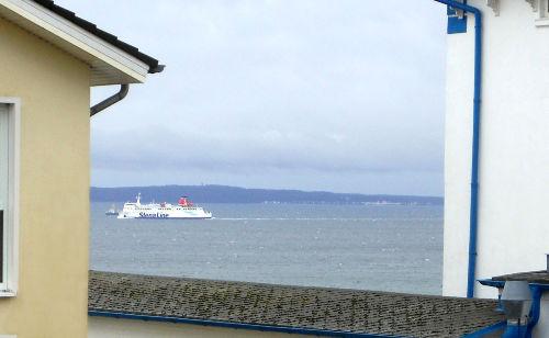 Blick auf Binzer Bucht