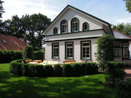 Das Haus Strandhus 1 mit Terrasse