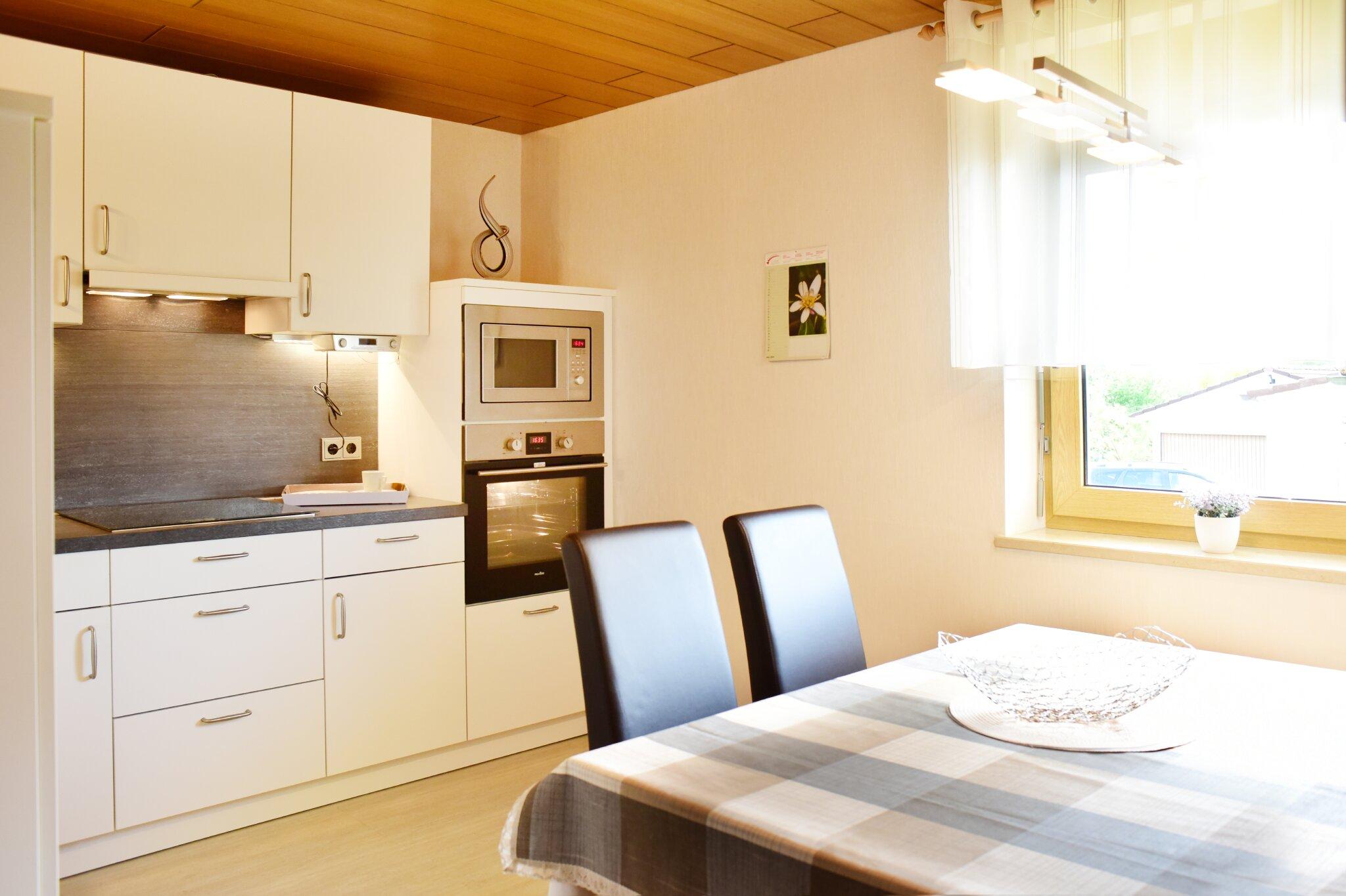 Whg. 2 und Whg. 3 Sitzecke Küche