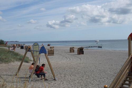 die Ostsee vor der T�r