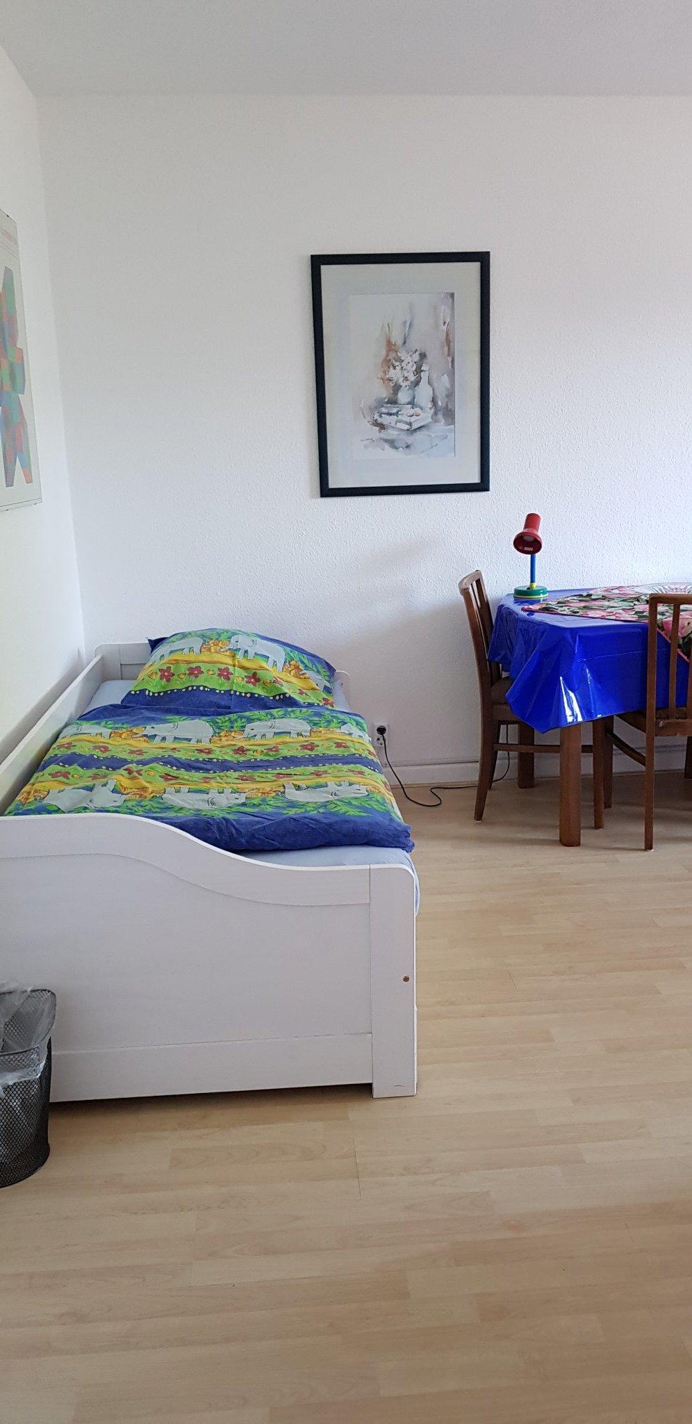 Bett und Schrankbett