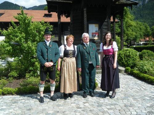 Familie Pertl vom Bergerhof im Priental