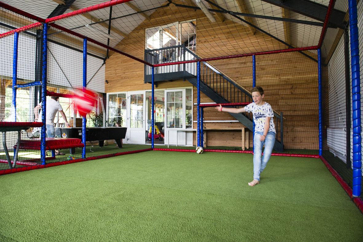 Spielhaus(im winter beheizt)
