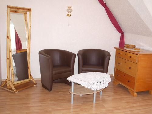 Doppelschlafzimmer Nordseite