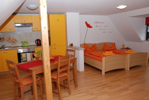 Zusatzbild Nr. 01 von Ferienwohnung am Küchwald - Fewo 1