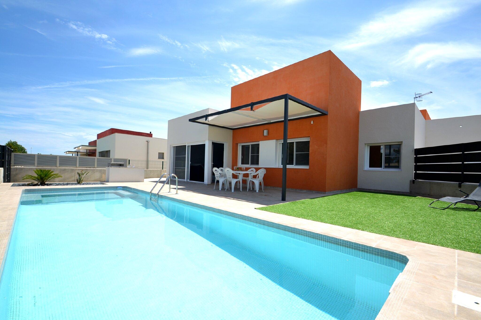 Villa Oasis 300qm mit Blick aufs Meer