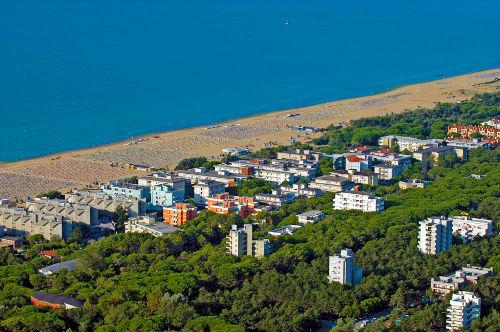 Der Strand von Lido del Sole