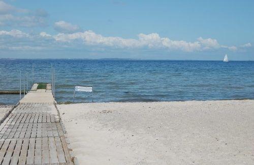 Umgebung von Ferienhaus Lavensby Strand