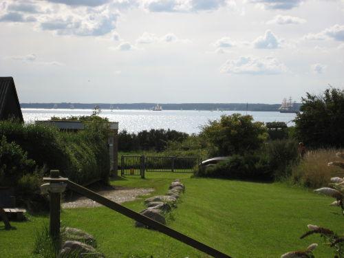 Aussicht Westseite, Zugang zum Wasser