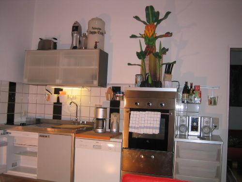 Küche in Whg.Nr.2