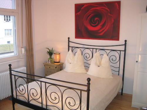 Schlafzimmer in Whg.Nr.2