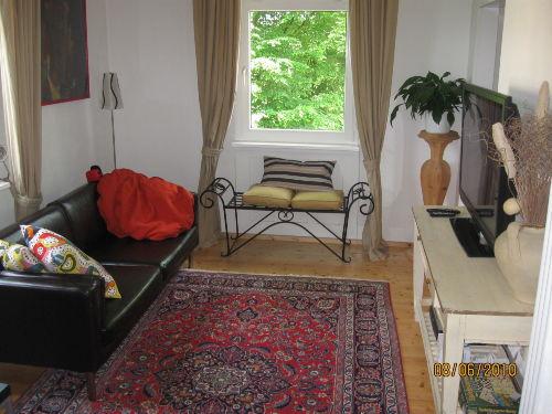 Wohnzimmer in Whg.Nr.2