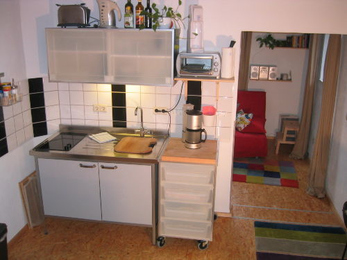 Küche in Whg.Nr.1