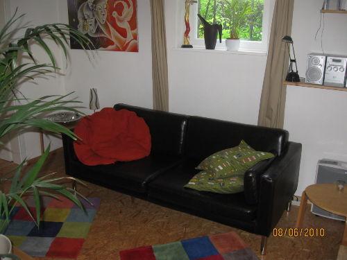 Wohnzimmer in Whg.Nr.1