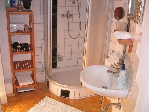 Badezimmer in Whg.Nr.1