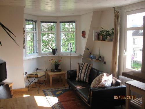 Wohnzimmer in Whg.Nr.4