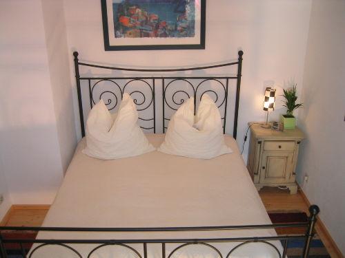 Schlafzimmer in Whg.Nr.4
