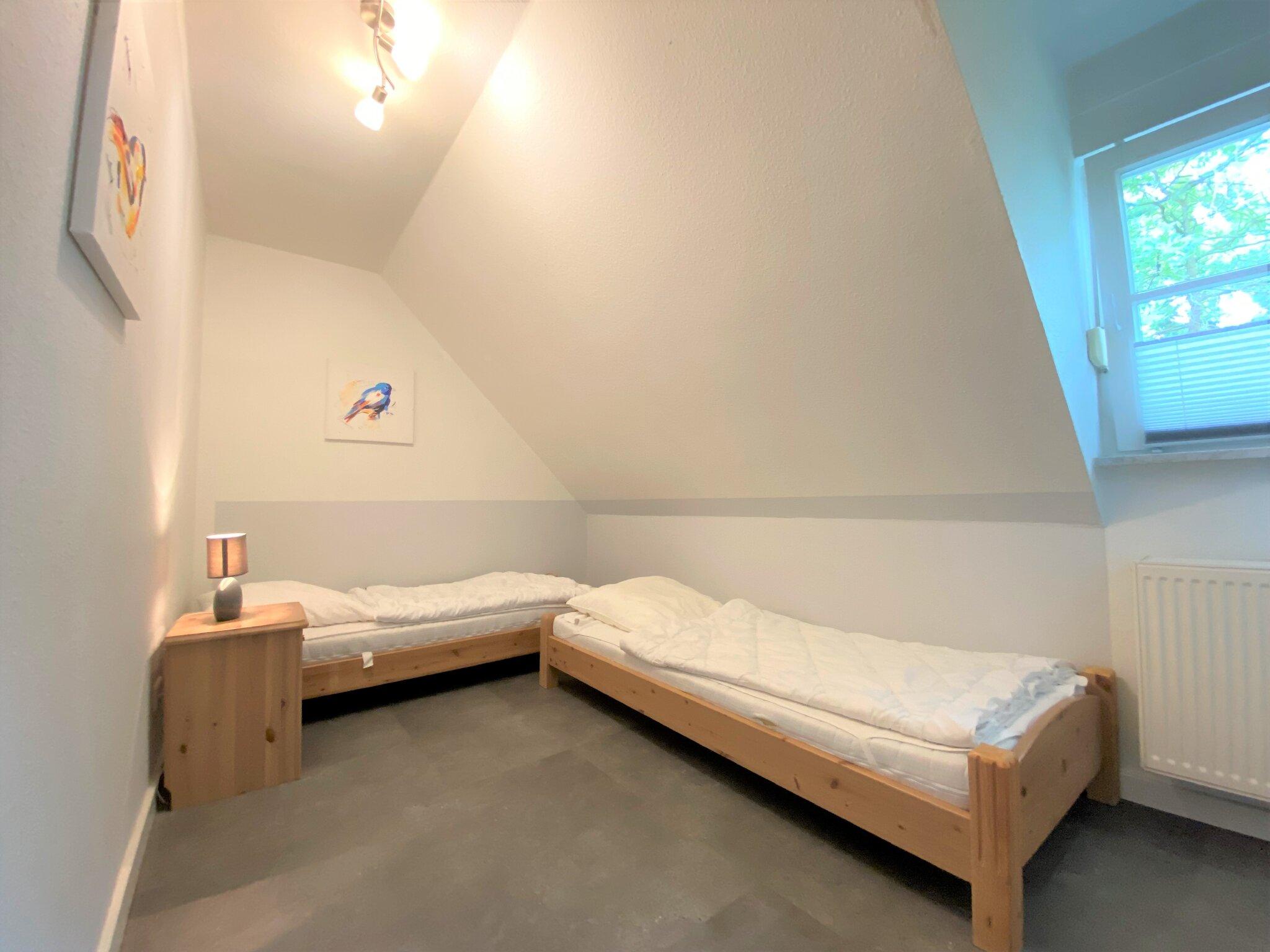 Detail zweites Schlafzimmer