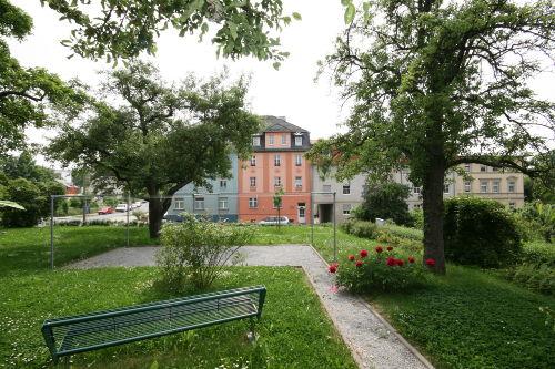 Zusatzbild Nr. 01 von Pension '18 über'm Goethepark'