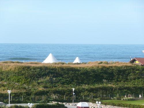 Wohnung mit Blick aufs Meer