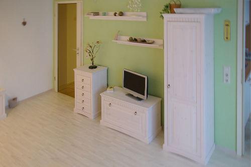 Wohnzimmer - TV-Wand